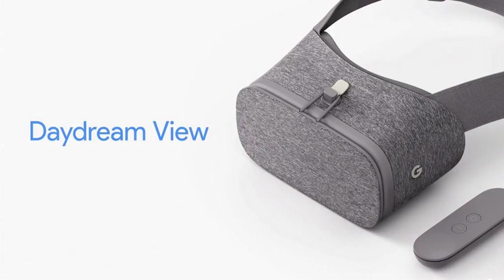 DayDream VR headset by Google