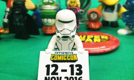Comic Con Bangalore: Cosplay 2016