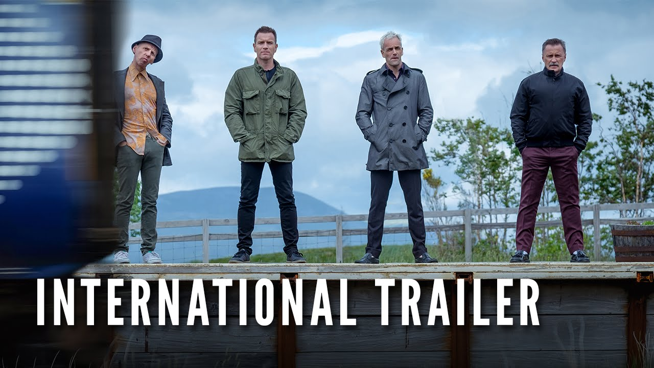 Watch Trailer Of 'T2: Trainspotting' – Renton And Boys Reunite After 20 Years