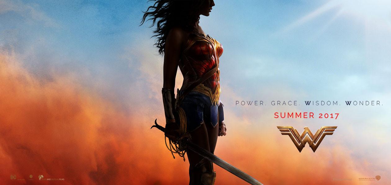 The latest Wonder Woman Trailer Shows Diana Fighting World War I