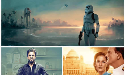Film Geeks Podcast 003 | Star Wars: Rogue One, Raees and Viceroy's House