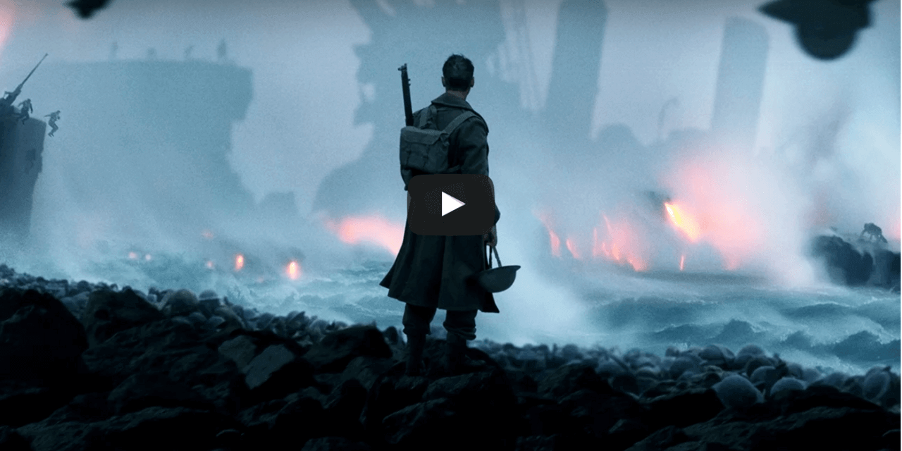First Full Trailer of Chirstopher Nolan's 'Dunkirk' is Here