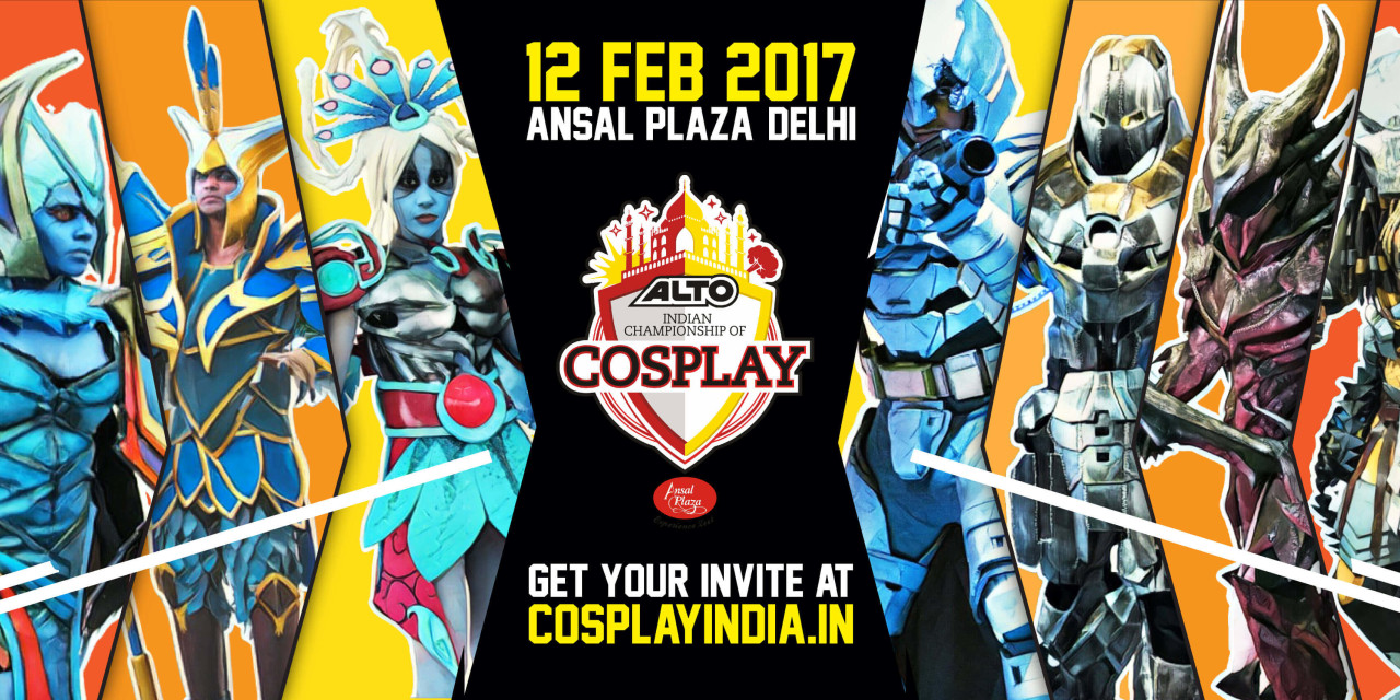 Comic Con India Announces Launch of Premier 'Alto Indian Championship of Cosplay'