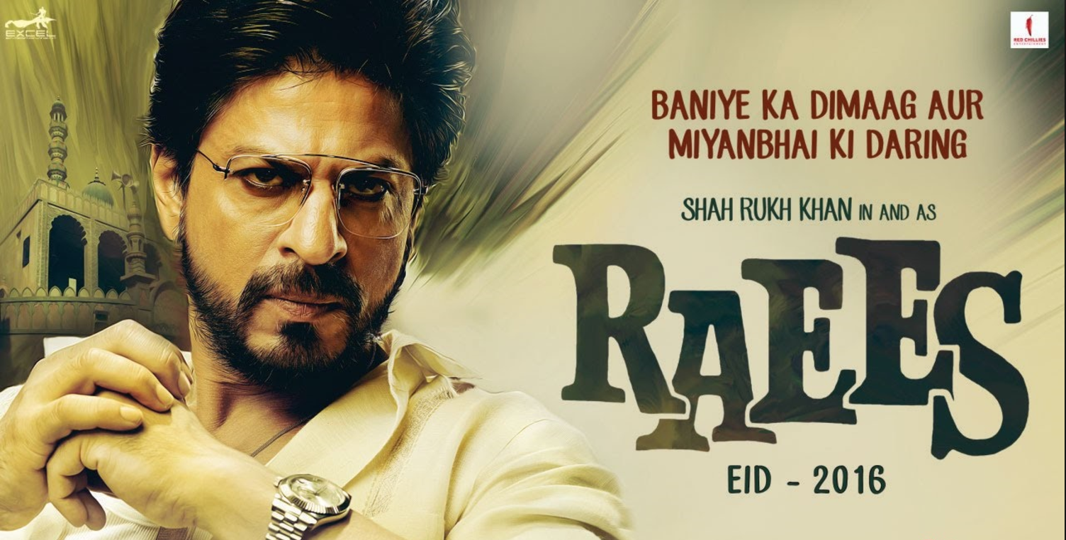 Raees Review – Balanced Commercial Cinema ?