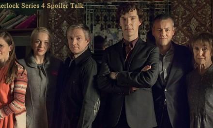 Film Geeks Podcast 006 | Sherlock Series 4 Spoiler Talk