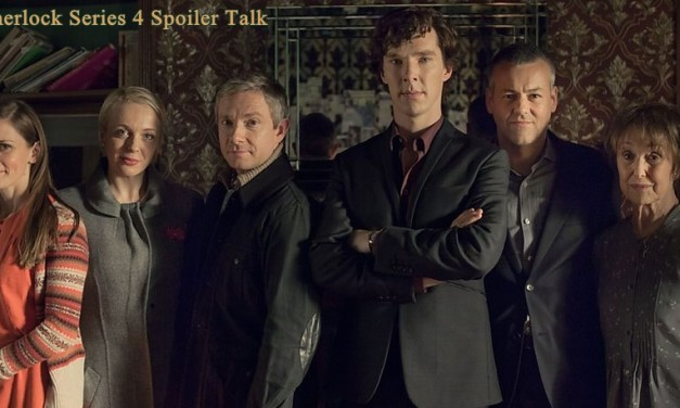 Film Geeks Podcast 006 | Sherlock Series 4 Spoiler Talk