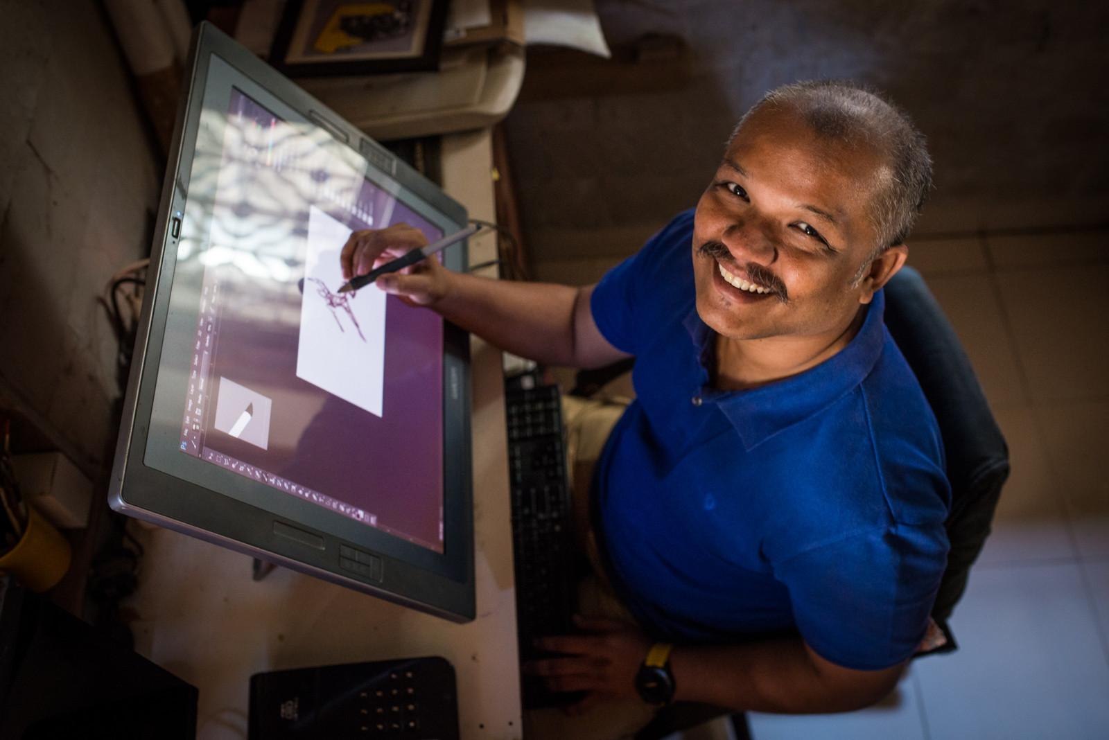IN-Conversation With Artist Saumin Suresh Patel (Kaamotsav) | Alto Pune Comic Con