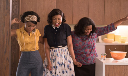 Hidden Figures | Movie Review – Conquers Space and Race With Grace