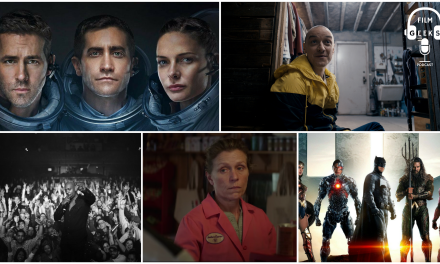 Film Geeks Podcast 015 – Life | Split | Three Billboards | Justice League | Dave Chappelle Netflix Specials