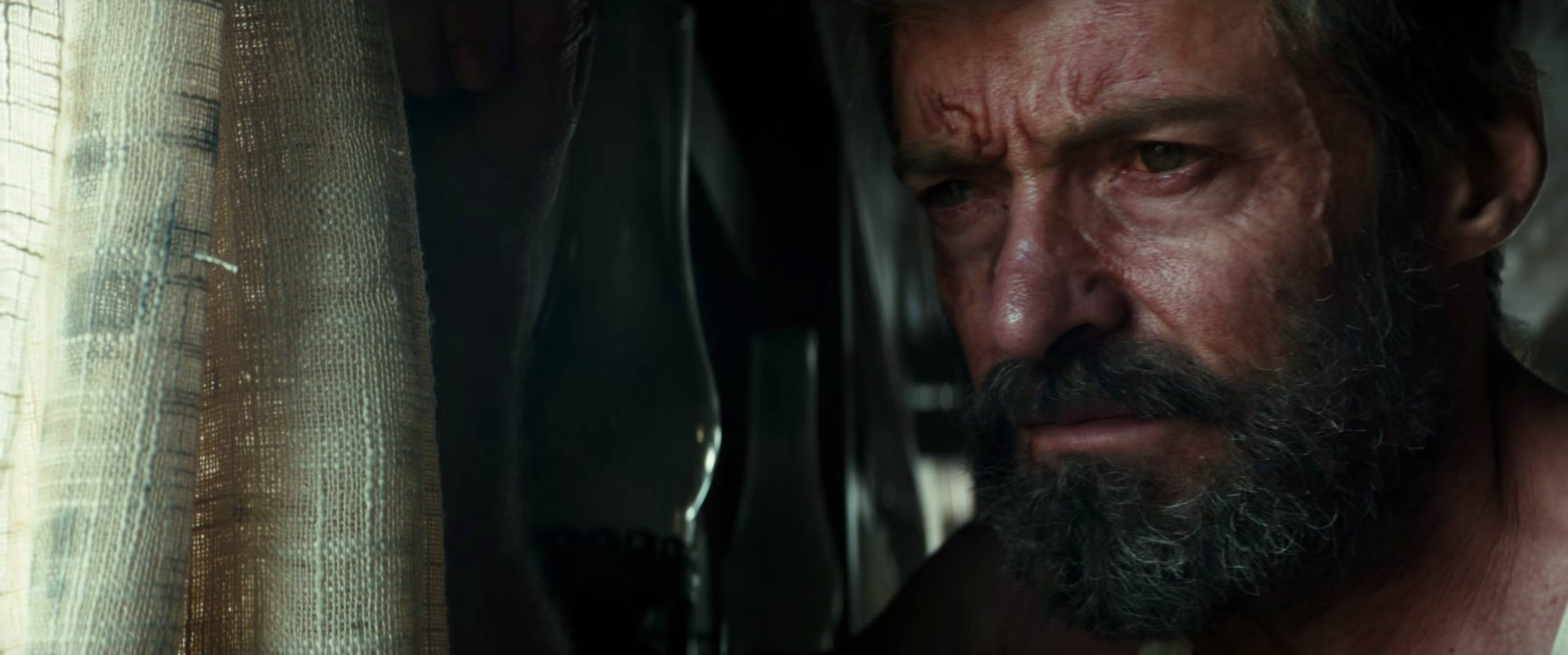 What makes 'Logan' such an engrossing movie ?