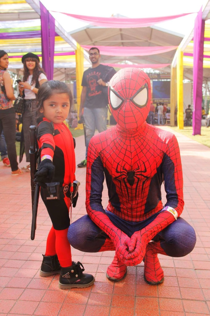 Pune Comic Con 2017 cosplay