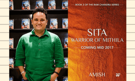 Amish Tripathi's 'Scion of Ikshvaku' Sequel Is Titled 'Sita – Warrior of Mithila'. Pre-order now.