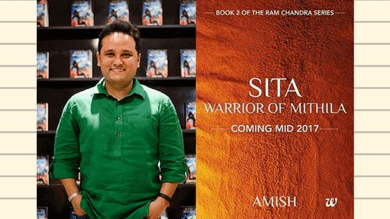 Amish Tripathi's 'Scion of Ikshvaku' Sequel Is Titled 'Sita – Warrior of Mithila'. Pre-order now.