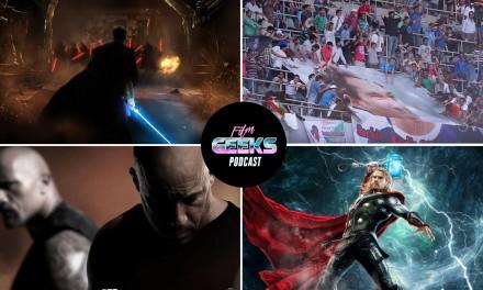Film Geeks Podcast 018 – Star Wars | Thor Ragnarok| Sachin| 13 Reasons Why