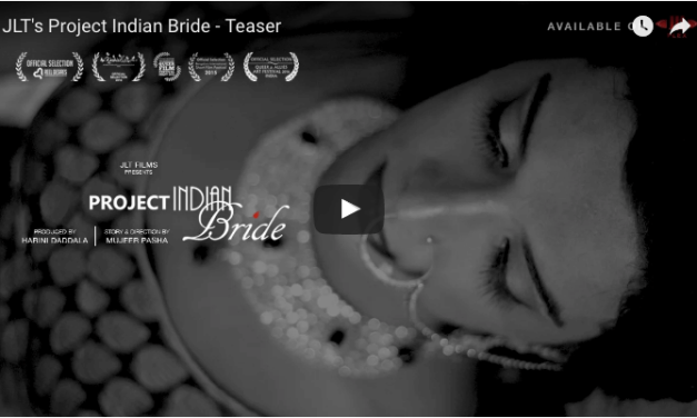 Watch: Teaser of JLT's 'Project Indian Bride'