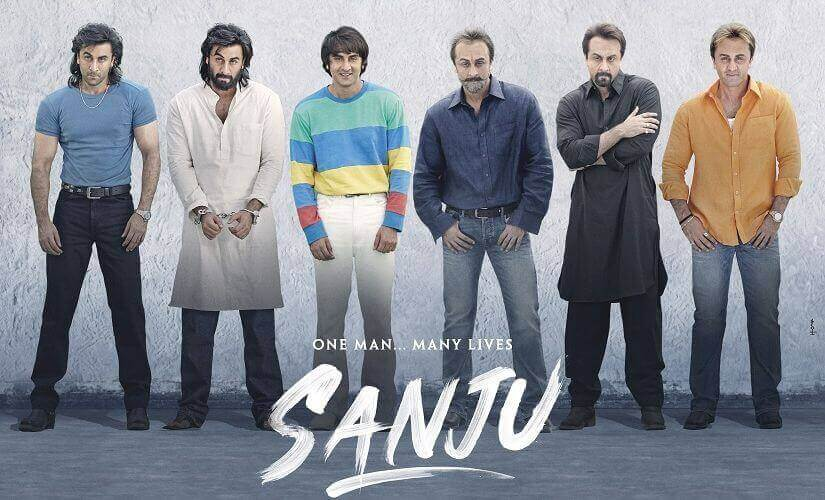 Sanju | Movie Review – Ranbir Kapoor Is An Impeccable Reel-Life Dutt