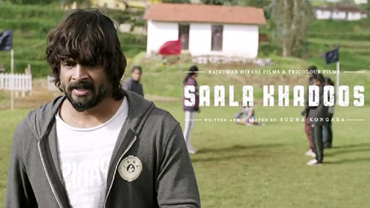 Saala Khadoos 2016 1080p Bluray 10bit x265 5 1 AAC HEVC Natty